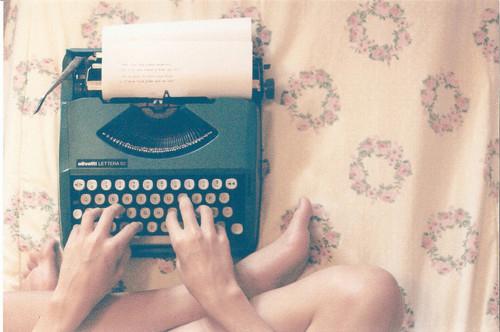 floral-pattern-piano-typewriter-vintage-writing-machine-favim_com-79331