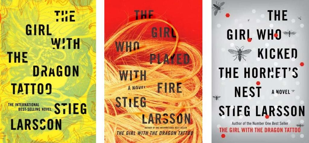 January 2015 a voluptuous mind for Girl with dragon tattoo books in order