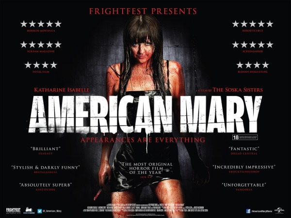 American-Mary-UK-Poster