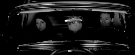 A Girl Walks Home Alone at Night_the cat