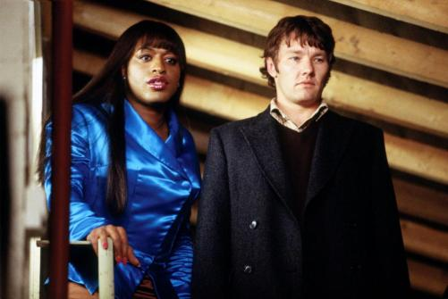KINKY BOOTS, Chiwetel Ejiofor, Joel Edgerton, 2005, ©Buena Vista Pictures