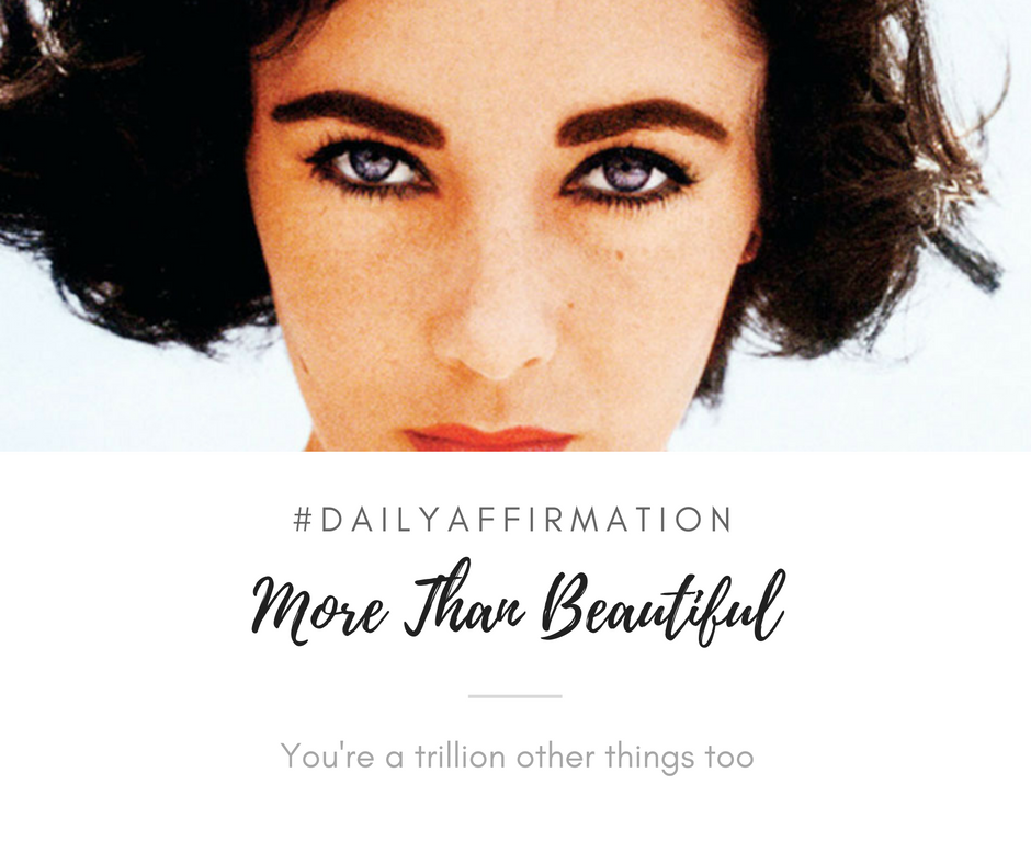 What does intimidatingly attractive mean