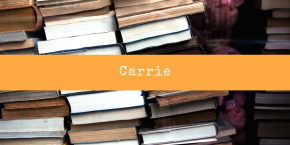 Carrie (Book) Review