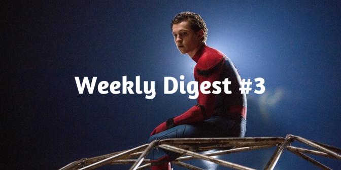 Weekly Digest #3