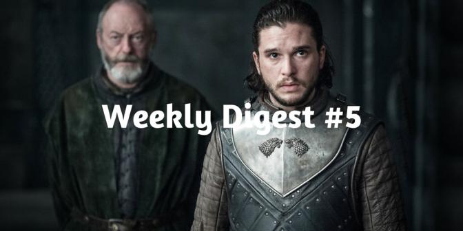 Weekly Digest #5