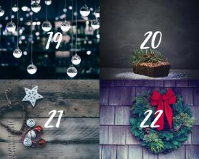 A Voluptuous Advent: 19 –22