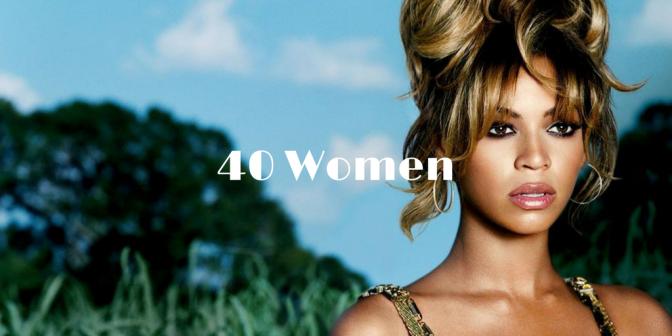 40 Women